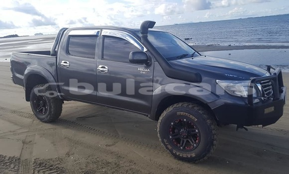 Buy Used Toyota Hilux Other Car in Suva in Central