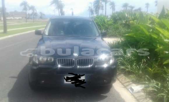 Buy Used BMW X3 Black Car in Nadi in Western