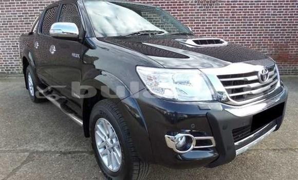 Buy Import Toyota Hilux Black Car in Suva in Central