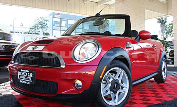 Buy New Mini Cooper Red Car in Ba in Western