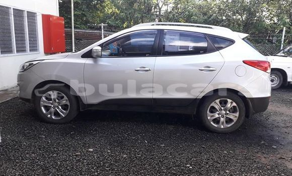 Buy Used Hyundai Tucson Silver Car in Labasa in Northern