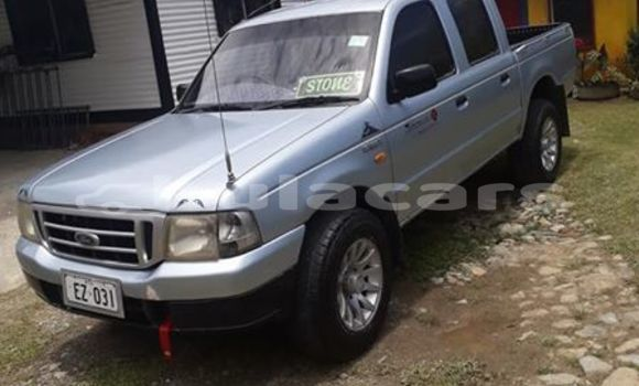 Buy Used Ford Ranger Silver Car in Navua in Central
