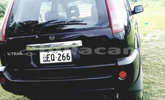 Buy Used Nissan X-Trail Black Car in Lautoka in Western