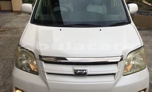 Buy Used Toyota Noah White Car in Suva in Central