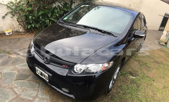 Buy New Honda Civic Black Car in Malevu in Western