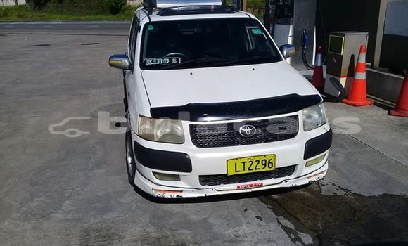 Buy Used Toyota Succeeed White Car in Suva in Central