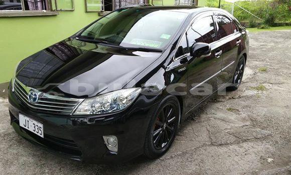 Buy Used Toyota Sai Black Car in Suva in Central