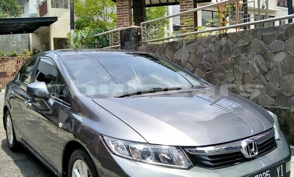 Buy New Honda Civic Grey Car in Pacific Harbour in Central