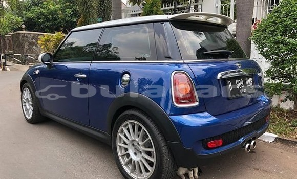 Buy New Mini Cooper Blue Car in Ba in Western