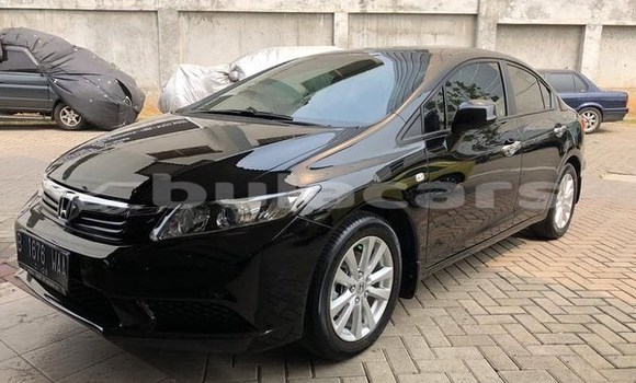 Buy New Honda Civic Black Car in Ba in Western