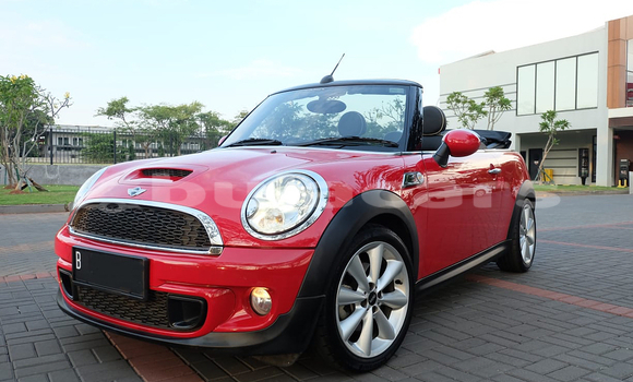 Buy New MINI Cooper Red Car in Tavuki in Eastern