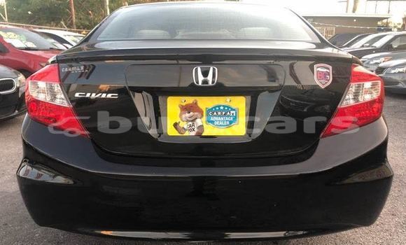 Buy New Honda Civic Black Car in Volivoli in Western