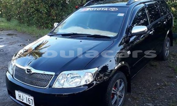Buy Used Toyota Fielder Black Car in Navua in Central