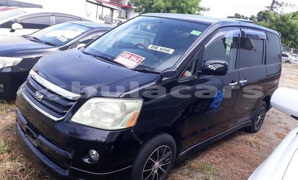 Buy Used Toyota Noah Black Car in Lautoka in Western