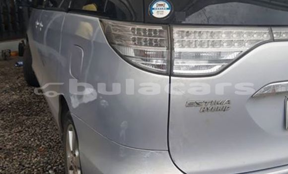 Buy Used Toyota Estima Silver Car in Suva in Central