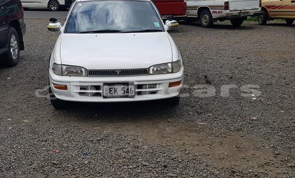 Buy Used Toyota Sprinter White Car in Ba in Western