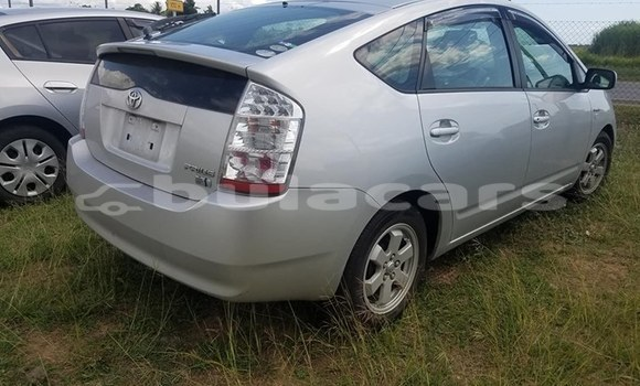 Buy Used Toyota Prius Silver Car in Nadi in Western