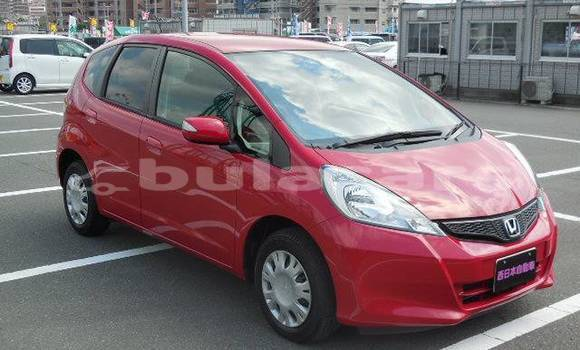 Buy Used Honda FIT Red Car in Suva in Central