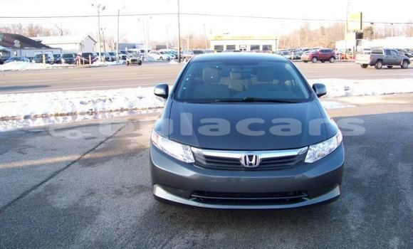 Buy New Honda Civic Grey Car in Ba in Western