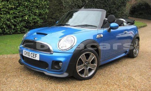 Buy New Mini Cooper Blue Car in Tavuki in Eastern