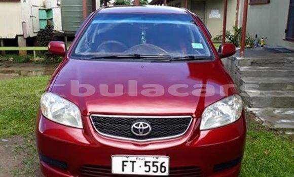 Buy Used Toyota Vios Red Car in Nausori in Central