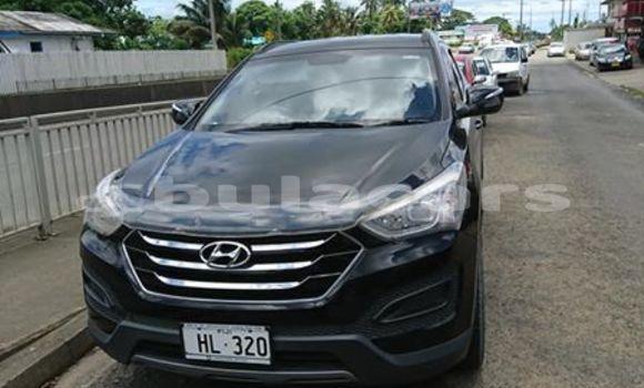Buy Used Hyundai Santa Fe Black Car in Suva in Central