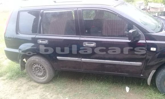 Buy Used Nissan X–Trail Black Car in Lautoka in Western