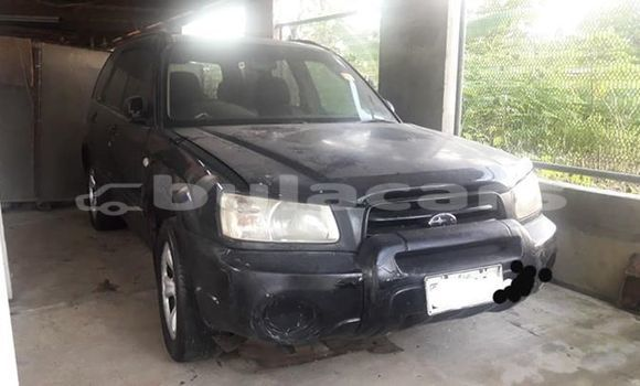 Buy Used Subaru Forester Black Car in Suva in Central