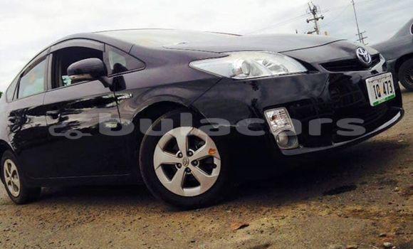 Buy Used Toyota Prius Black Car in Nadi in Western