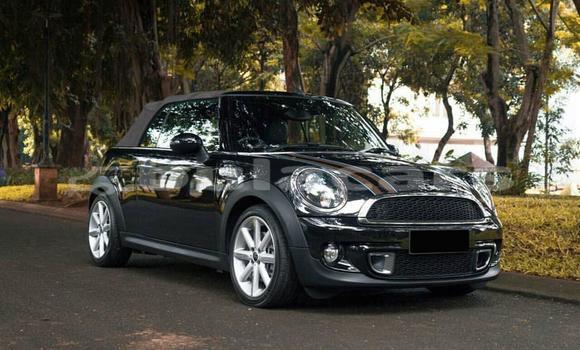 Buy Used Mini Cooper Black Car in Barotu in Western