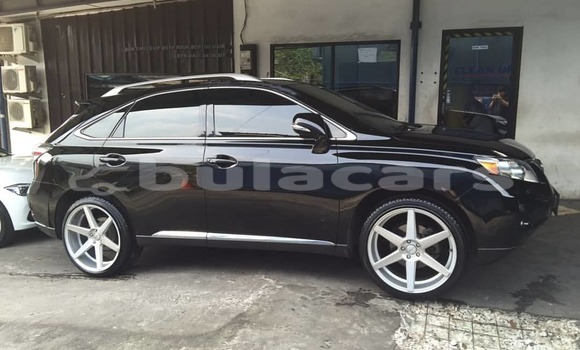 Buy New Lexus RX 350 Black Car in Ba in Western