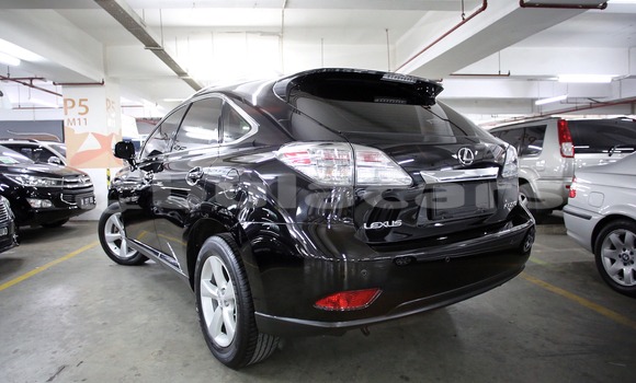 Buy New Lexus RX 350 Black Car in Sigatoka in Western