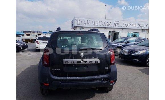 Buy Import Renault Duster Black Car in Import - Dubai in Central