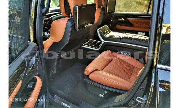 Buy Import Lexus LX Black Car in Import - Dubai in Central