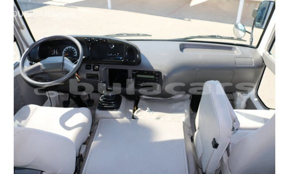 Buy Import Toyota Coaster White Car in Import - Dubai in Central