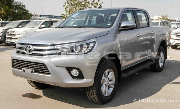 Buy Import Toyota Hilux Grey Car in Import - Dubai in Central