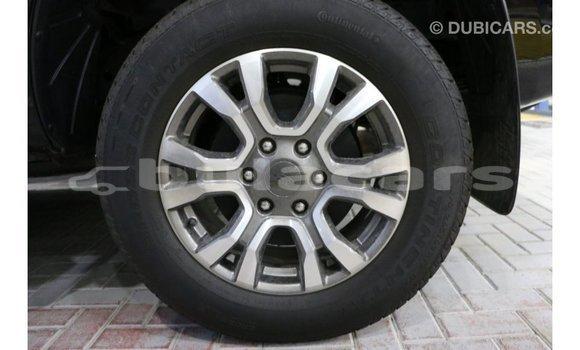 Buy Import Ford Ranger Black Car in Import - Dubai in Central