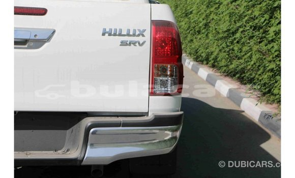 Buy Import Toyota Hilux Black Car in Import - Dubai in Central