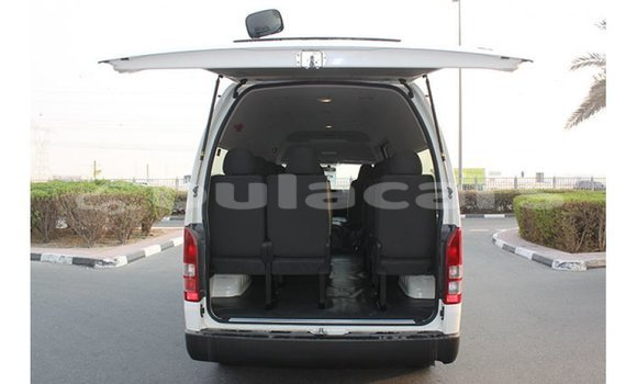 Buy Import Toyota Hiace White Car in Import - Dubai in Central