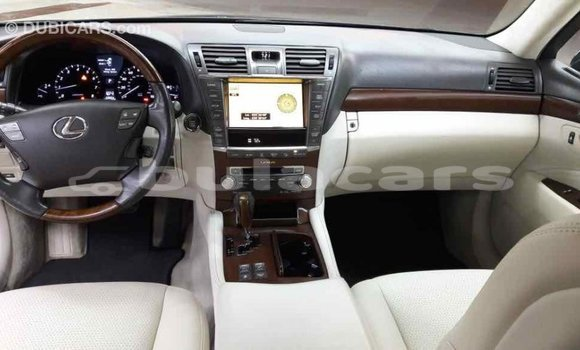 Buy Import Lexus LS Grey Car in Import - Dubai in Central
