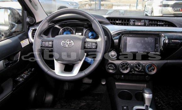 Buy Import Toyota Hilux Black Car in Import - Dubai in Central