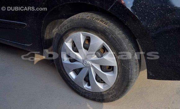 Buy Import Toyota Yaris Black Car in Import - Dubai in Central