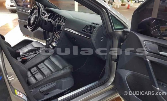 Buy Import Volkswagen Golf Grey Car in Import - Dubai in Central