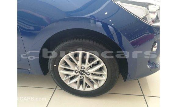 Buy Import Kia Rio Blue Car in Import - Dubai in Central