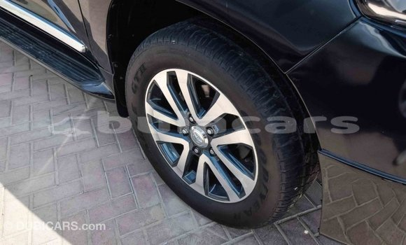 Buy Import Toyota Land Cruiser Black Car in Import - Dubai in Central