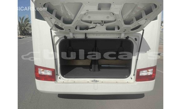 Buy Import Toyota Coaster White Car in Import - Dubai in Central