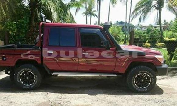 Buy Used Toyota Landcruiser Other Car in Nadi in Western