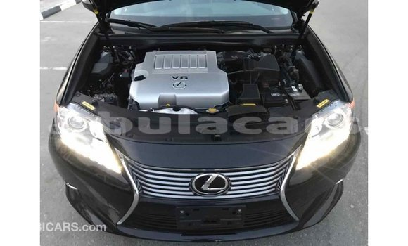 Buy Import Lexus 350 Black Car in Import - Dubai in Central