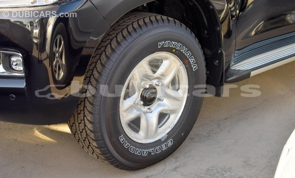 Buy Import Toyota Land Cruiser Black Car in Import - Dubai in Central