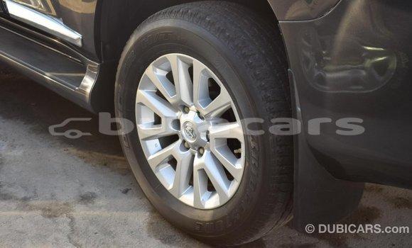 Buy Import Toyota Prado Grey Car in Import - Dubai in Central